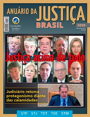 Presidente e ministros do STF participam de cerimônia virtual de lançamento do Anuário da Justiça Brasil 2020